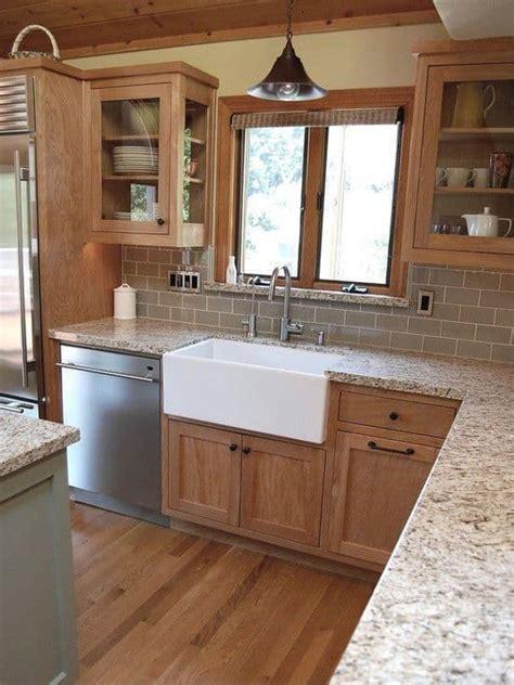 30 Gorgeous Kitchen Cabinets For An Elegant Interior Decor