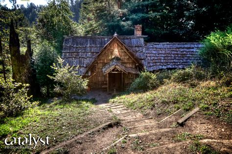 Cabins In Mendocino Ca by Cabin In The Woods 187 Ian Christmann New Photographer