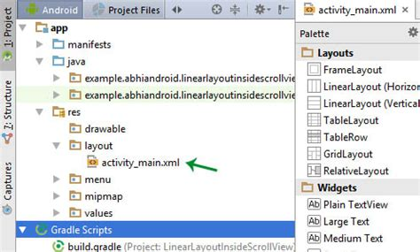 xml  android basics   xml files   android