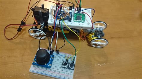 rc boat using arduino use arduino to control a motor part 4