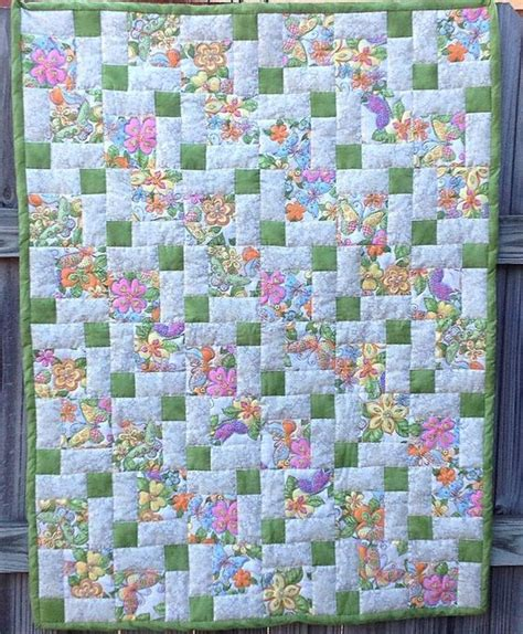 Falling Charms Quilt Pattern by 70203d1394219033 Falling Charms Baby Quilt Front Jpg 791