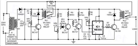 schematic vs layout blueraritan info simple ac voltage stabilizer circuit diagram efcaviation com