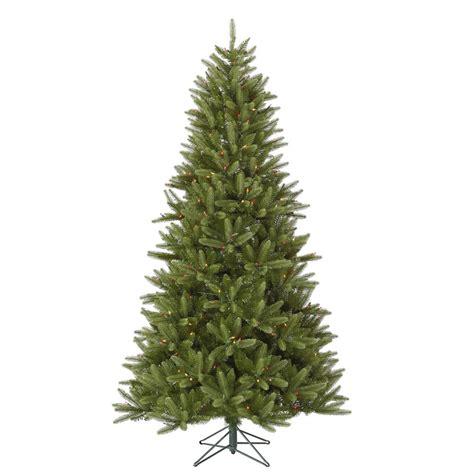 8 5 foot bradford pine christmas tree warm white led