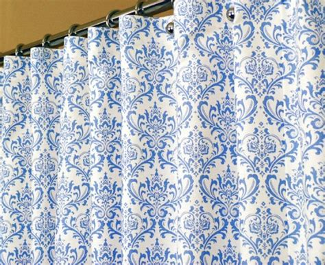 blue and white curtains light blue and white curtains for shower useful reviews