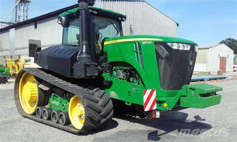 fb jd id john deere 9570 r t baujahr 2015 gebrauchte traktoren