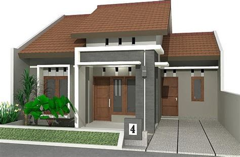 desain rumah minimalis type 54 terbaru 2016 rumah bagus minimalis