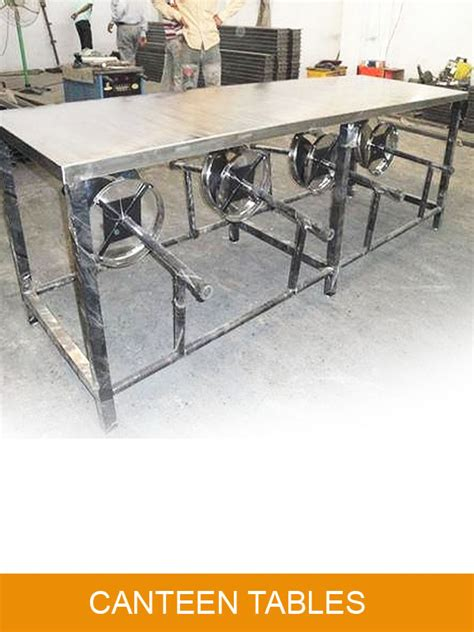 Table Ready by Canteen Tables And Chairs Manufacturers Hitech Innovations