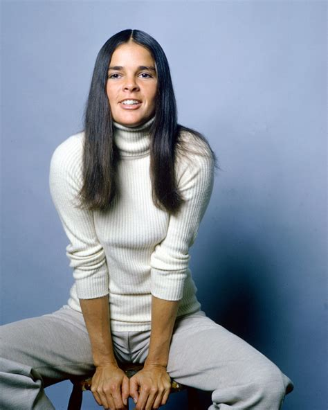 1960s female models with long dark hair creepy cosby tried to put moves on ali macgraw national