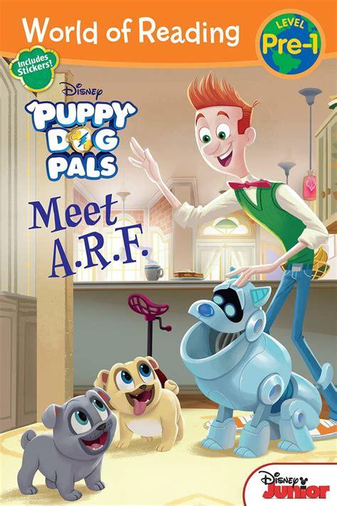 8 Doggies Id To Meet by Puppy Pals In Meet Arf By Loldisney On Deviantart
