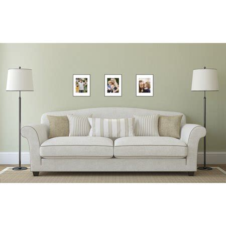 10 X 13 Matted To 8x10 - mainstays 11x14 matted to 8x10 format picture frame black