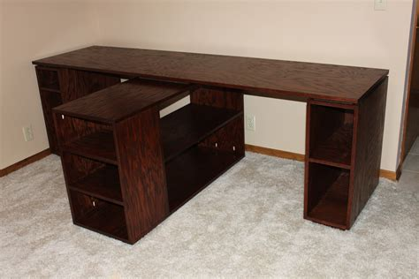 desk for two white 2 person desk diy projects