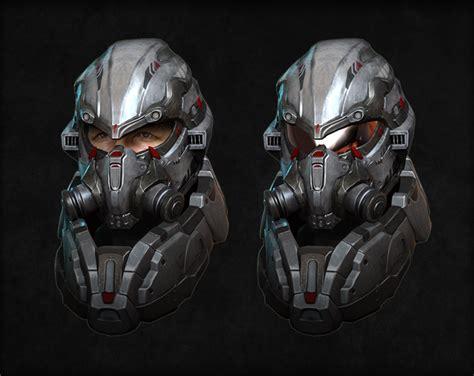 helmet design art art of kevin