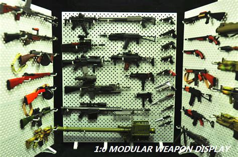 6 figure weapons popular gun display stand buy cheap gun display stand lots