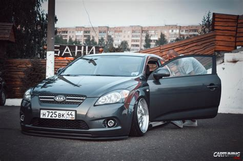 Kia Pro Ceed Tuning Kia Pro Ceed Front