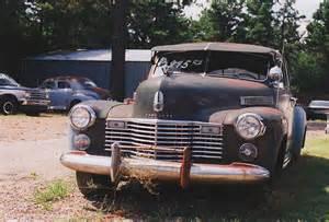 Cadillac Salvage Yards Cadillac 1941 Junk Yard Relic Cadillac 1941 By
