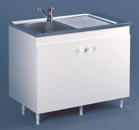 meuble sous evier 110 cm meuble de cuisine sous 233 vier azur aquarine pro
