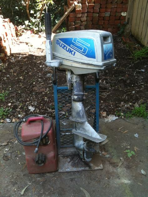 Suzuki Outboard Forums Rooftopper And Motor For Sale 4x4earth