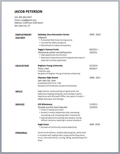 Bullet Points On Resume by Bullet Point Resume Exles Sarahepps