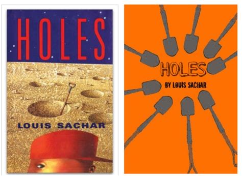 pictures of holes the book connect read the newbery challenge holes