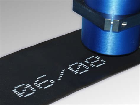 Tire And Rubber Marking Systems