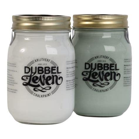 chalk paint gamma 2 x 0 500ml dubbelleven krijtverf chalkpaint krijtverf