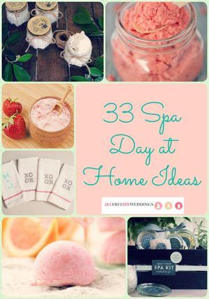17 best ideas about home spa day on diy spa