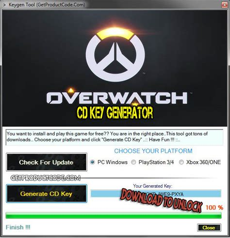 Overwatch Giveaway - overwatch cd key generator 2016 pro keygens