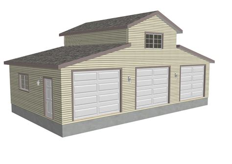 plans for garages g257 42 215 24 9 garage rv garage plans