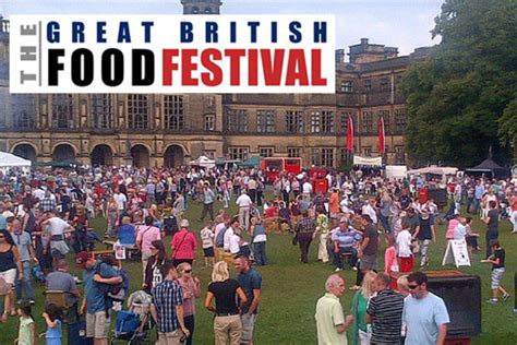 The Great Festival 29th May 3rd June by The Great Food Festival