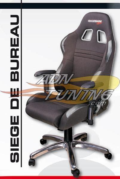 fauteuil de bureau recaro fauteuil de bureau siege baquet le des geeks et des