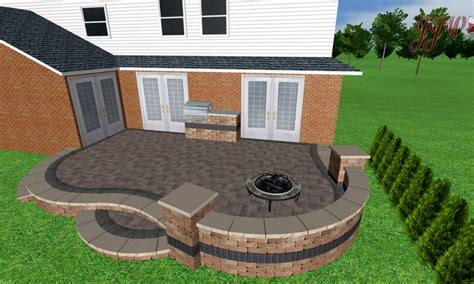 Brick Patio Designs Plans ? Home Ideas Collection