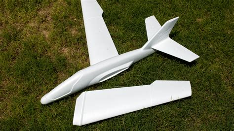 plane diy bcheap diy rc trainer part 1 tested