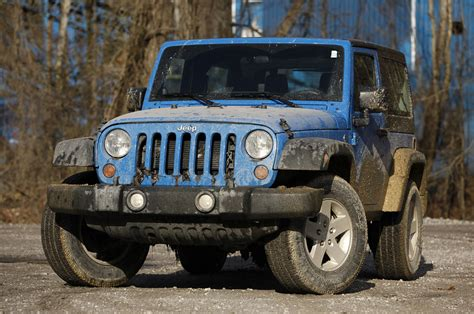 2012 Jeep Wrangler Review 2012 Jeep Wrangler Sport Review Photo Gallery Autoblog