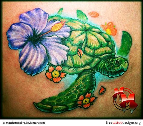 hibiscus tribal tattoos turtle tattoos polynesian and hawaiian tribal turtle designs