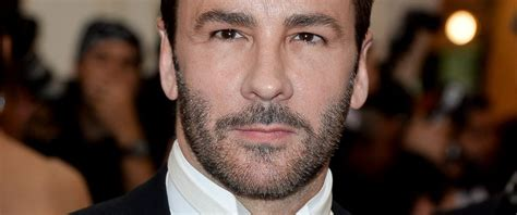 tom ford beard tom ford has decided to age abc news