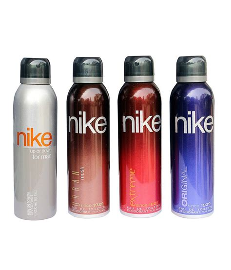 adidas deodorants for men combo pack of 4 assorted nike deodorant combo set of 4 for men buy online at best