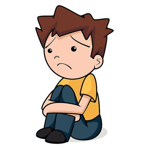 sad clipart boy clipart sad pencil and in color boy clipart sad