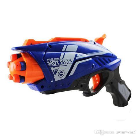 Blaze Corner Dart Gun Include Soft Bullet similar plastic launcher gun pistol gun with