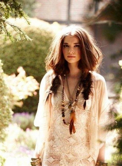 Bohemian Hairstyle by Top 15 Pretty Bohemian Hairstyles Easy