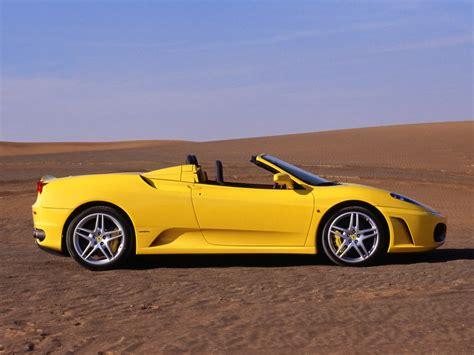ferrari yellow car world of cars ferrari f430 spider wallpaper