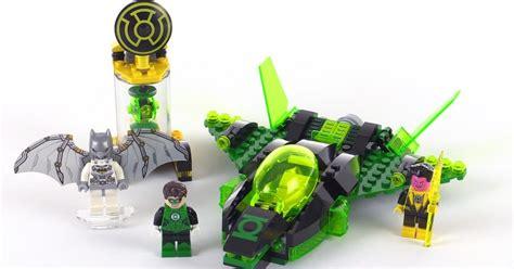 Lego Batman Green Lantern Sinestro 76025 lego heroes green lantern vs sinestro review set 76025