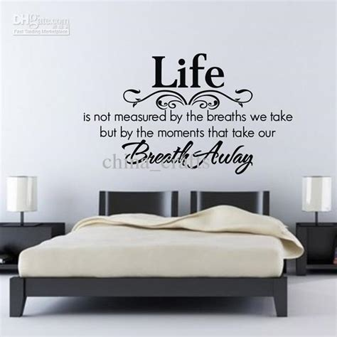 bedroom wall decor quotes bedroom wall quotes living room wall decals vinyl wall