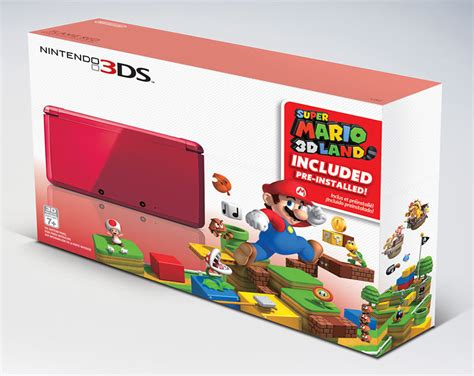 3ds Mario Reg 3 nintendo 3ds mario 3d land s black friday