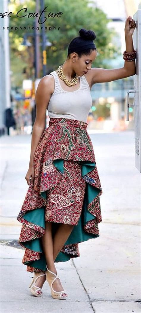 lastest ankara skirt styles 30 latest ankara fashion styles for 2017