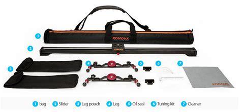 Konova Slider K3 80cm konova slider k3 80cm kamerov 253 slider foto shop