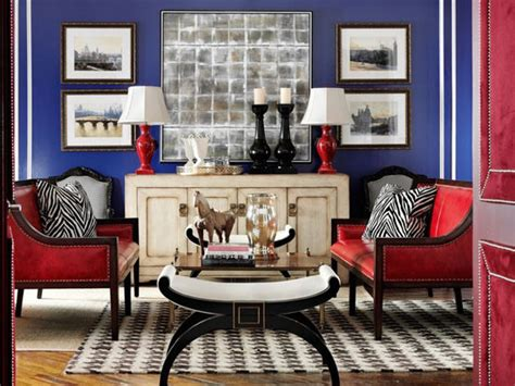 red and blue home decor red white and blue interior design