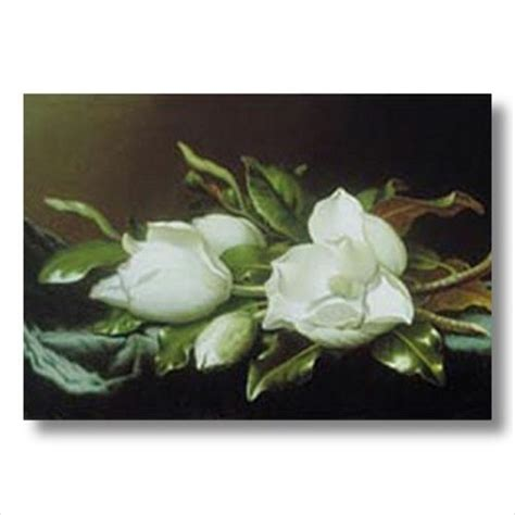 printable magnolia flowers white magnolia flower floral wall picture art print ebay
