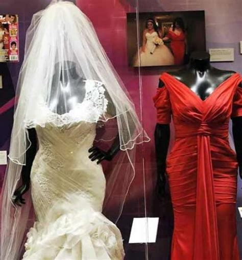 Imagenes Del Vestido De Novia De Jenny Rivera   exponen vestido de novia de jenni rivera foto