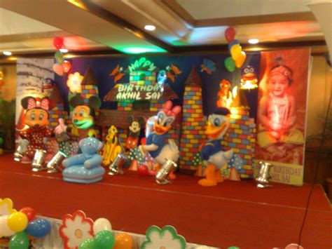 birthday themes hyderabad birthday decorations in hyderabad shobha s entertainments