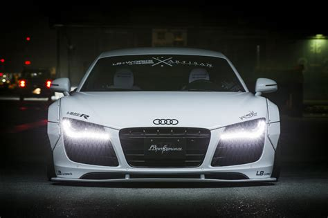 Audi Tuning Magazin by Stance Magazine Audi A5 R8